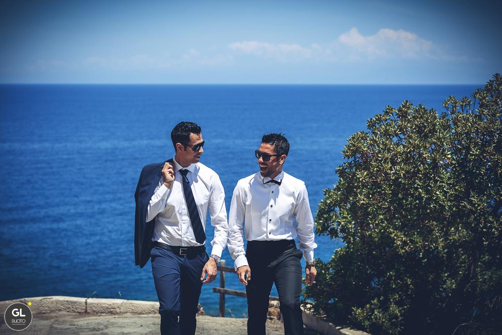 ricevimento di nozze in costa smeralda
