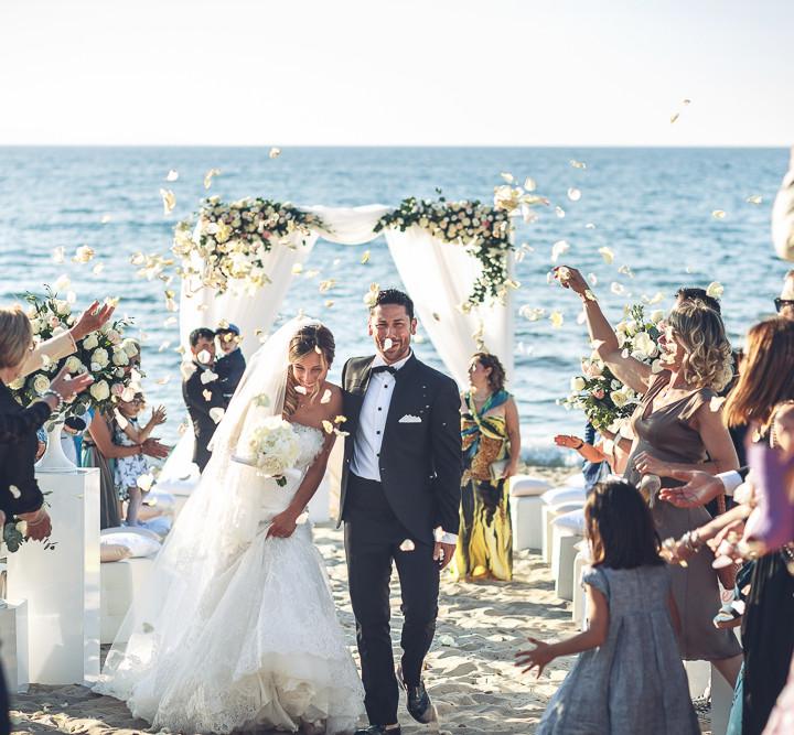 Matrimonio sulle splendide coste della Sardegna | Paola & Christian