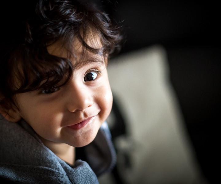 Fotografo bambini - Marina + Andrea = Luca