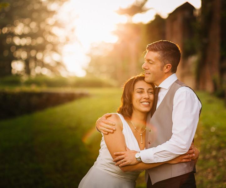 Lorena e Diego: il loro matrimonio a Villa Bodo