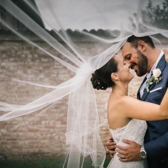 Matrimonio al Principato di Lucedio: il giorno di Sonia e Marco