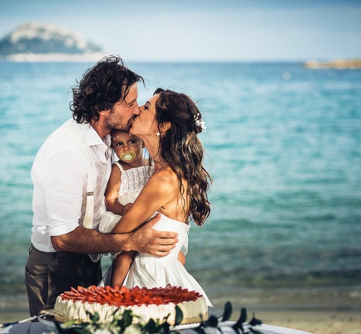 Deborah e Claudio: storia di un matrimonio in Sardegna