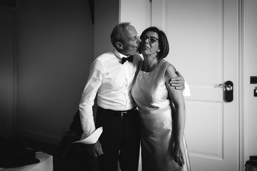 genitori sposa
