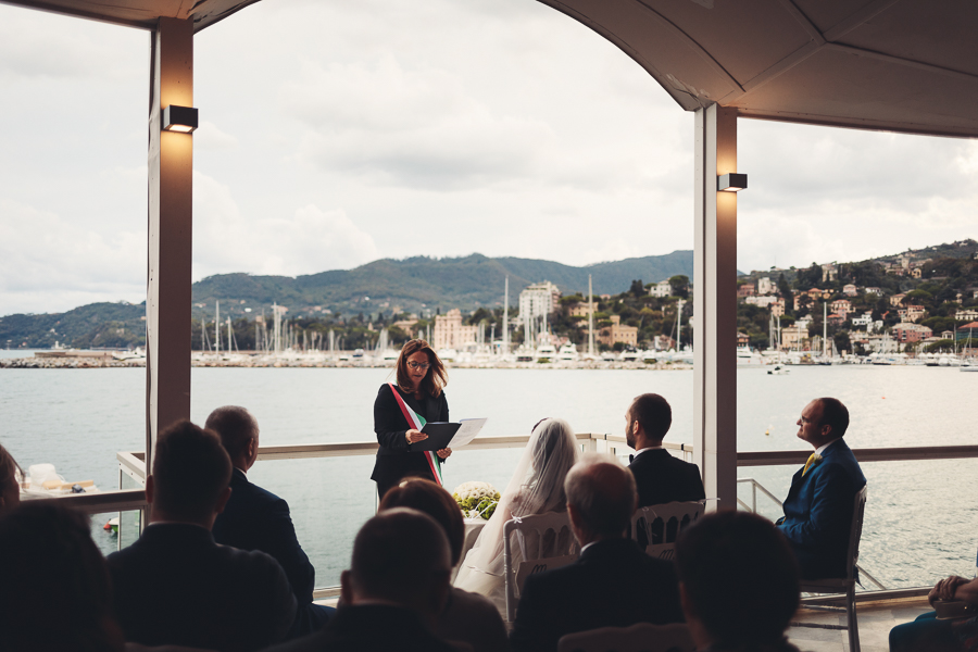 matrimonio a Rapallo