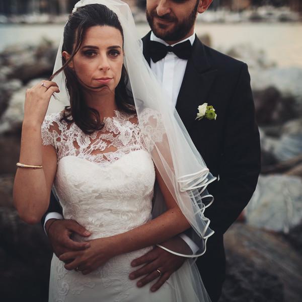 Matrimonio a Rapallo: Laura e Diego