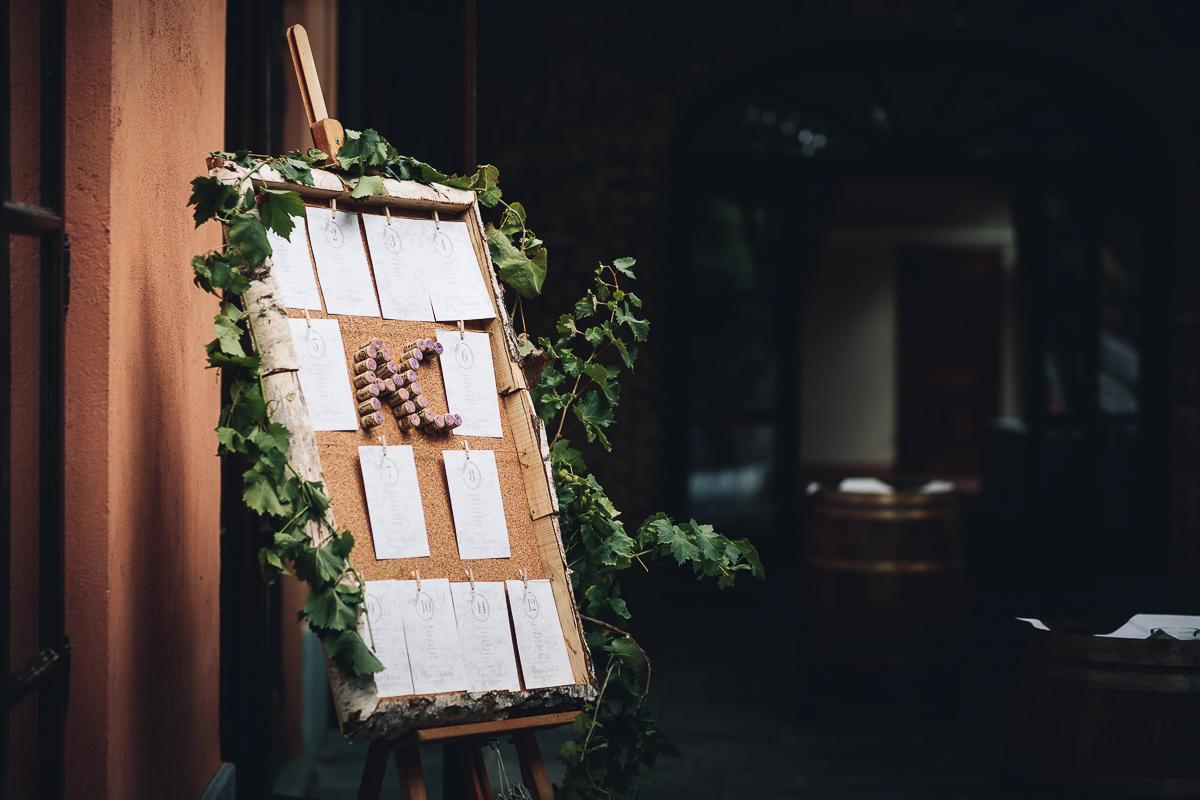 tableau mariage
