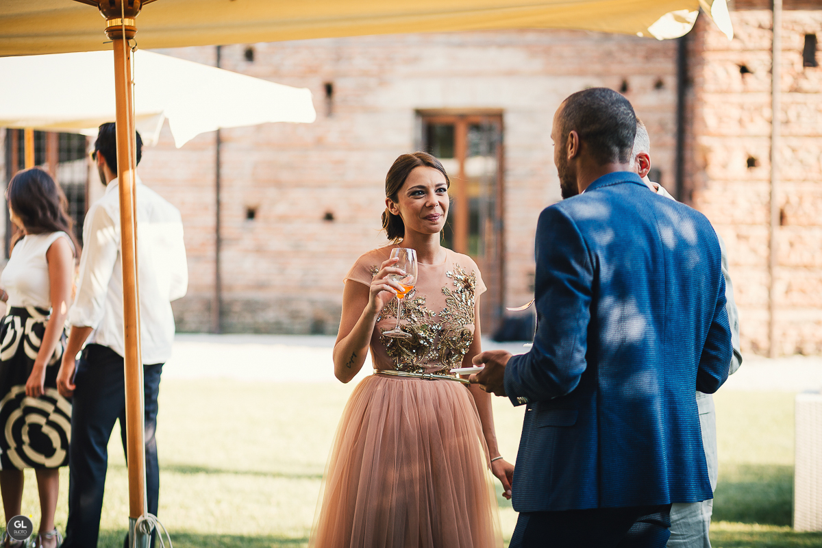 ricevimento matrimonio