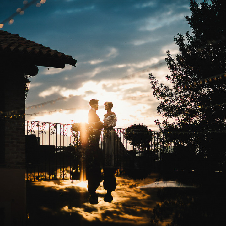 Matrimonio nelle Langhe: Clarissa e Tommaso a La Villa Hotel