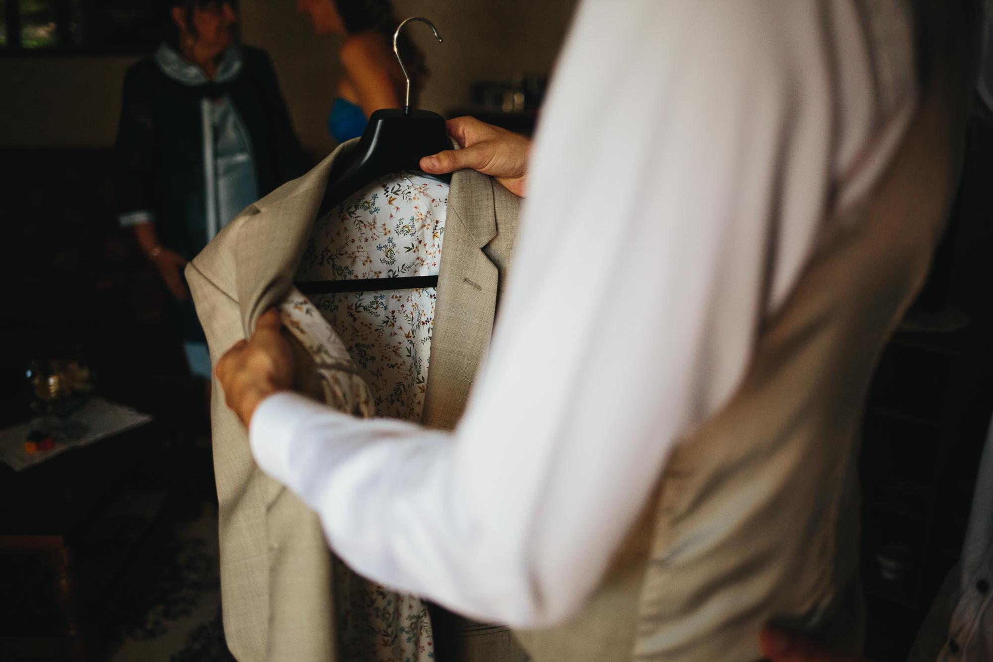abito da sposo