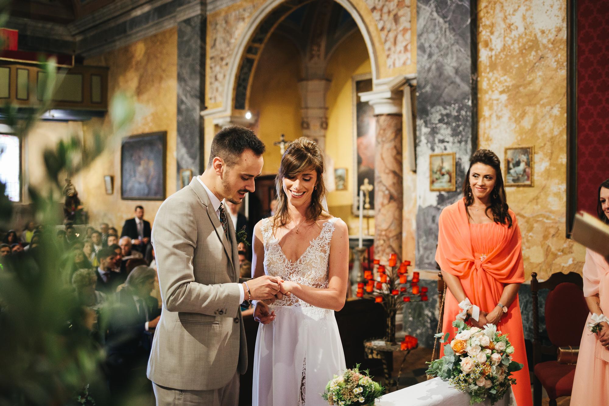 cerimonia matrimonio