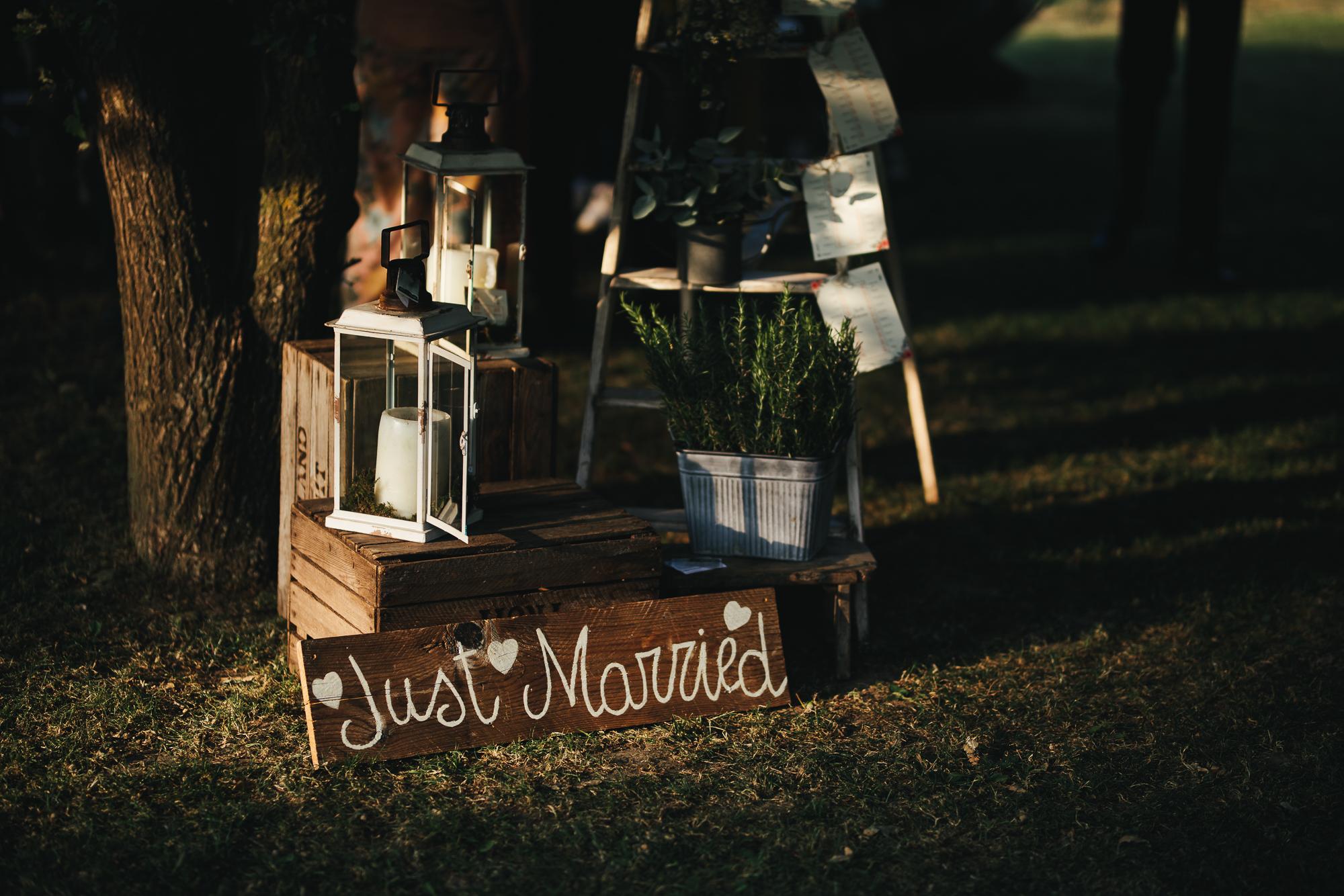 dettagli allestimento matrimonio