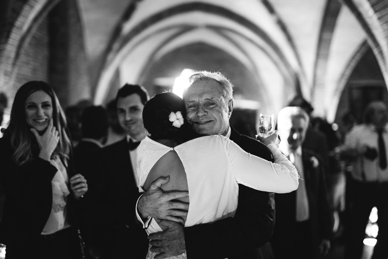 ballo con il papà