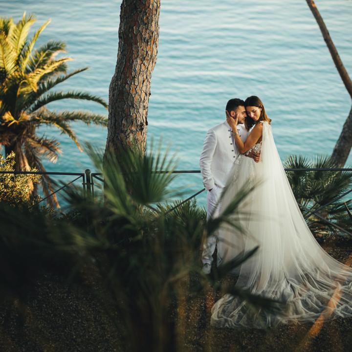 Matrimonio in Liguria | Martina e Luca a Villa Lagorio