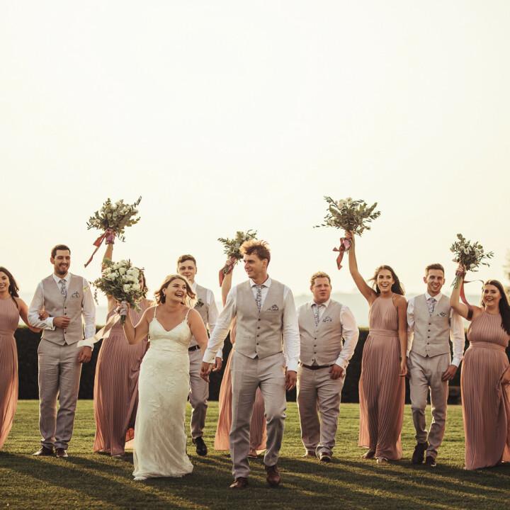 Matrimonio in Toscana | Sophie & Josh